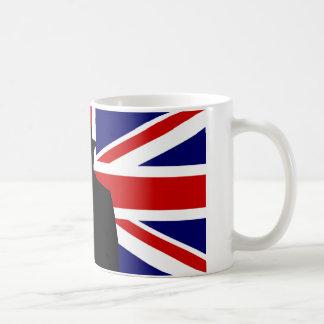 Caneca De Café Winston Churchill V para a vitória