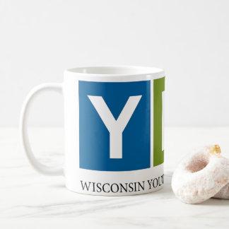 Caneca De Café Wisconsin YLF