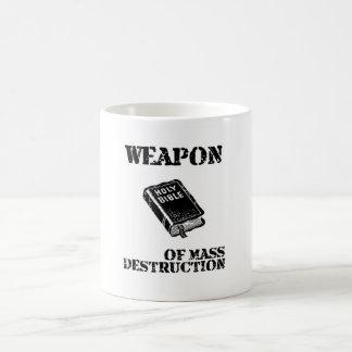 CANECA DE CAFÉ WMD