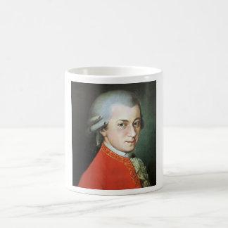 Caneca De Café Wolfgang Amadeus Mozart