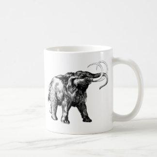 Caneca De Café woolly-mammoth-1