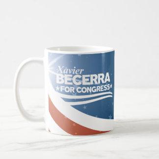 Caneca De Café Xavier Becerra