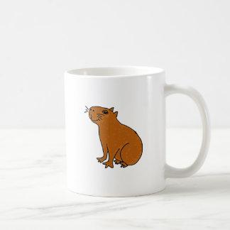 Caneca De Café XX- arte do Capybara