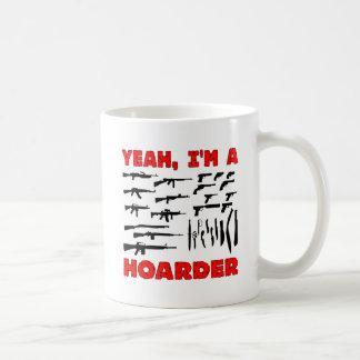 Caneca De Café Yeah, eu sou um Hoarder (I possui lotes & lotes