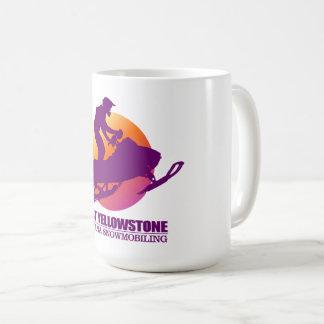 Caneca De Café Yellowstone ocidental (manutenção programada) 2
