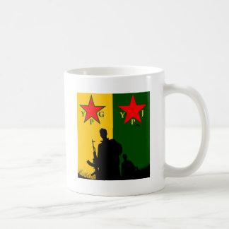 Caneca De Café ypg-ypj