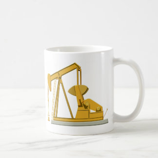Caneca De Café zazzle do pumpjack