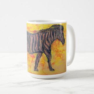 Caneca De Café Zebra