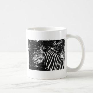 Caneca De Café zebra camouflged