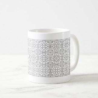 Caneca De Café Zen-azulejos: Corações