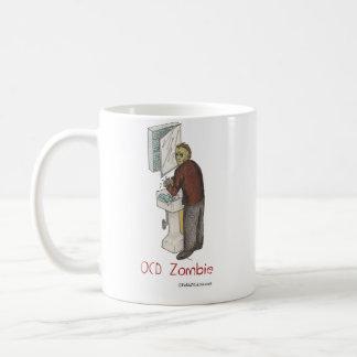 Caneca De Café Zombi de OCD