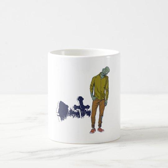 Caneca De Café Zombie Mug