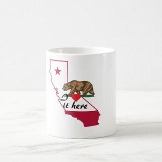 Caneca de Califórnia