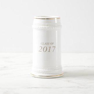 """Caneca De Cerveja 22 onças. """"CLASSE de 2017"""" formandos/canecas de"""