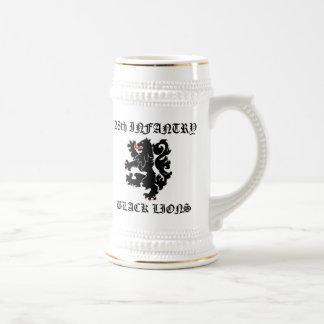 Caneca De Cerveja 28o Leões pretos dos INF