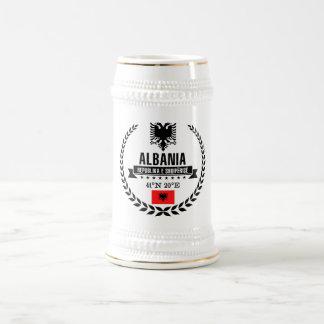 Caneca De Cerveja Albânia