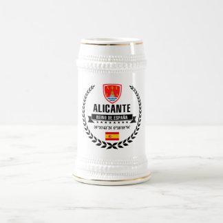 Caneca De Cerveja Alicante