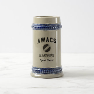 Caneca De Cerveja Alunos do AWACS