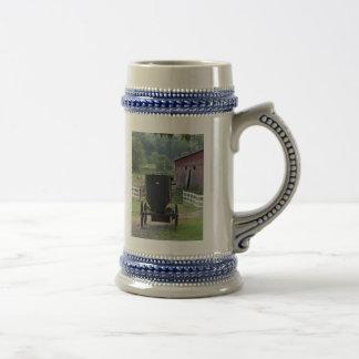 Caneca De Cerveja Amish Buggie - Holmes Co OH