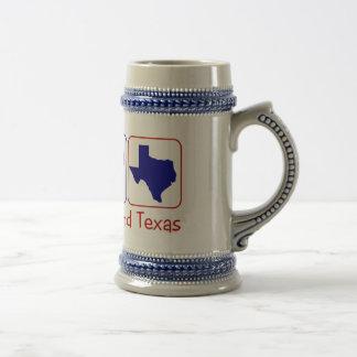 Caneca De Cerveja Amor Texas da paz