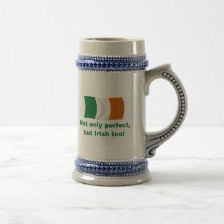 Caneca De Cerveja Aperfeiçoe e irlandês