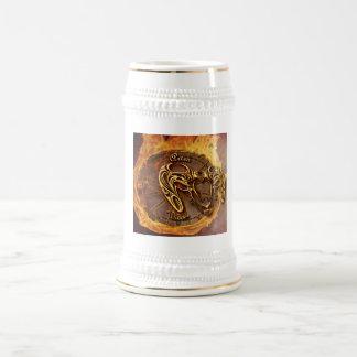 Caneca De Cerveja Aries horóscopo do 21 de março até o 20 de abril