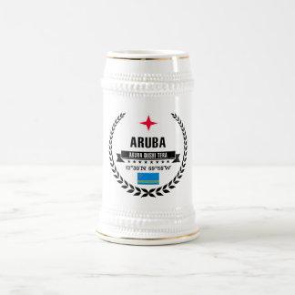 Caneca De Cerveja Aruba