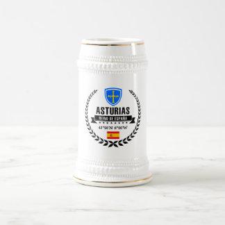 Caneca De Cerveja As Astúrias