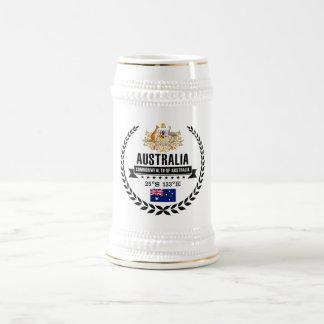 Caneca De Cerveja Austrália