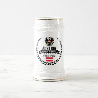 Caneca De Cerveja Áustria