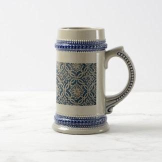 Caneca De Cerveja Azulejo do português do vintage