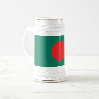 Caneca De Cerveja Bandeira de Bangladesh