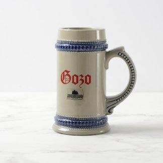 Caneca De Cerveja Bandeira de Gozo