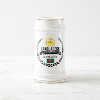 Caneca De Cerveja Bangladesh