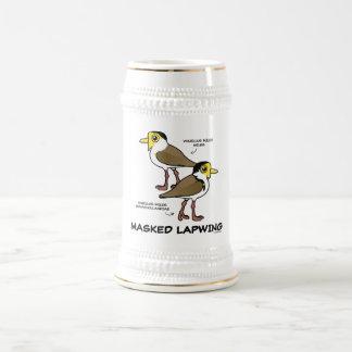 Caneca De Cerveja Birdorable mascarou a subespécie do galispo