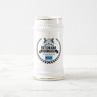 Caneca De Cerveja Botswana