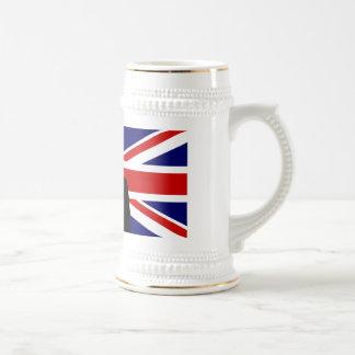 Caneca De Cerveja Buldogue de Wiinston Churchill Ingleses