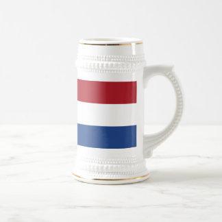 Caneca De Cerveja Camionete Nederland de Vlag - bandeira dos Países