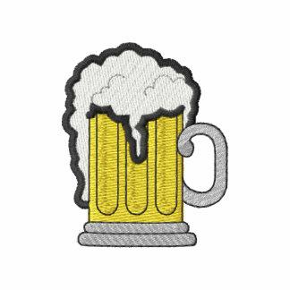Caneca de cerveja camiseta bordada polo