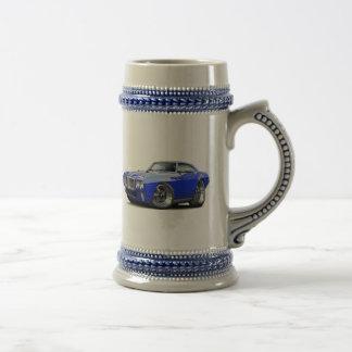 Caneca De Cerveja Carro 1969 do azul de Firebird