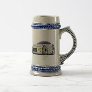 Caneca De Cerveja Carro 1998-2003 do branco de Camaro