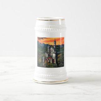 Caneca De Cerveja Castelo Schloss Neuschwanstein