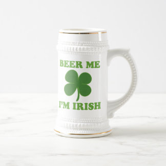 Caneca De Cerveja Cerveja mim irlandês Im