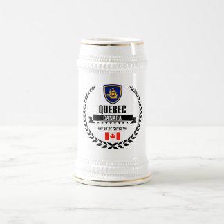 Caneca De Cerveja Cidade de Quebec