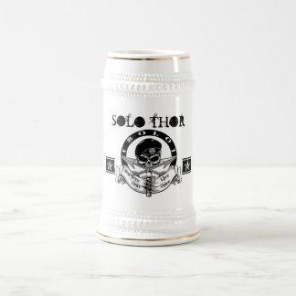 Caneca De Cerveja Copo DE SOLO de Crunk do THOR