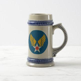 Caneca De Cerveja Corpo de ar do exército