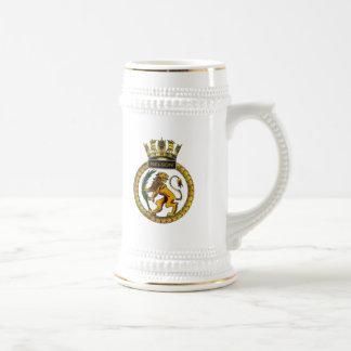 Caneca De Cerveja Crachá de HMS Nelson
