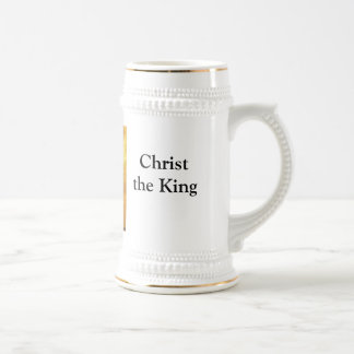 Caneca De Cerveja Cristo o rei, Lisbpn, no por do sol