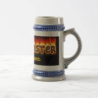Caneca de cerveja (customizável) de Grillmaster
