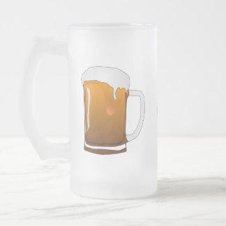 Caneca de cerveja customizável do fosco